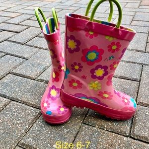 Other - Target Rain Boots